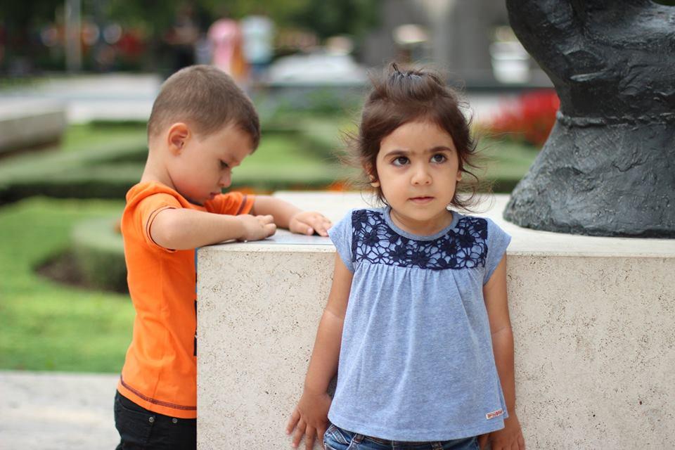 Ինչո՞ւ մեր երեխաներն իրար հետ չեն խաղում