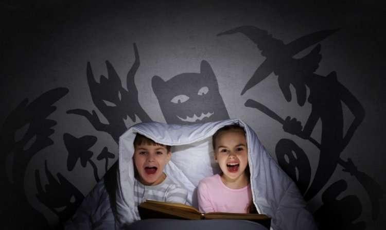 մանկական վախեր