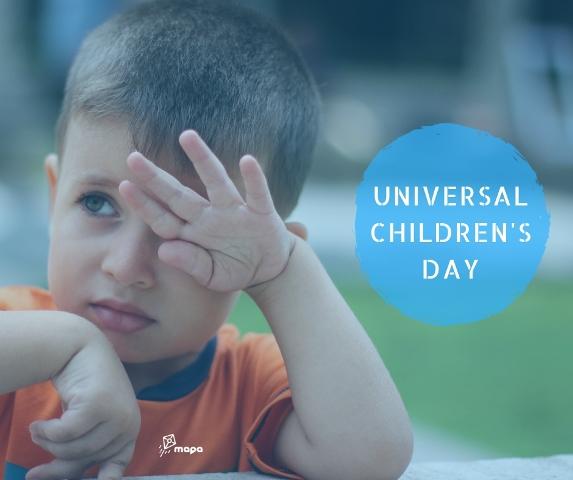 երեխաների համաշխարհային օր