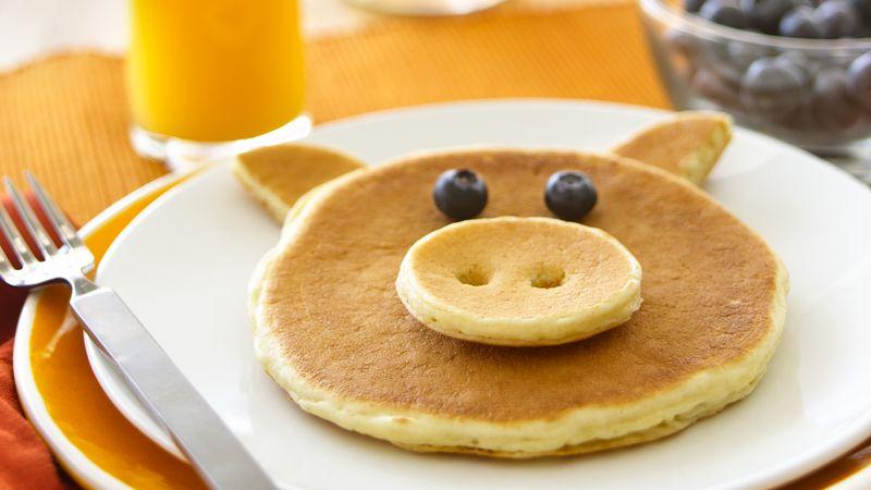 մանկական բաղադրատոմս կաթնաշոռով pancake